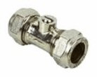 Plumbing fittings: Isolation valves 22mm