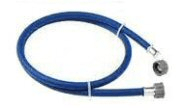 Plumbing fittings: Washing machine hose Blue 1.5mtr