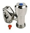 Plumbing fittings: Self cutting w/machine tap 15mm
