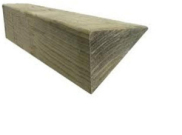 Roofing materials: Flat roof repair board fillet 1.2mtr