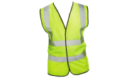 Safety wear: Safety hi vis vest