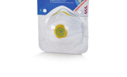 Safety wear: Respiratory mask valve