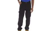 Safety wear: 2 pocket traders trousers