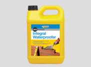 Sealants adhesives: Integral waterproofer 5ltr