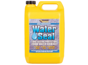 Sealants adhesives: Water seal 5ltr