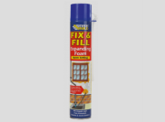 Sealants adhesives: Expanding foam 750ml