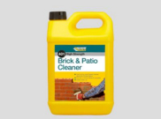 Sealants adhesives: Brick & patio cleaner 5ltr