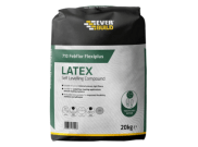 Sealants adhesives: Floor levelling latex compound 25kg