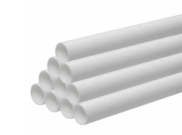 Soil pipe accessories: Waste pipe 32mm x 3mtr white