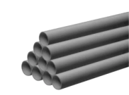 Soil pipe accessories: Waste pipe 32mm x 3mtr grey