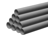 Soil pipe accessories: Waste pipe 40mm x 3mtr grey
