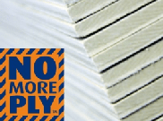 Special offers: No more ply cement backer board 1200mm x 600mm x 10mm