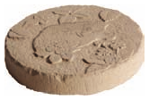 Stepping stones: Hedgehog stepping stone 300mm