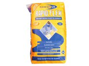 Tiling tools & accessories: Rapid flex floor and wall tile adhesive