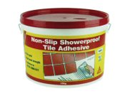 Tiling tools & accessories: Non slip ready mixed tile adhesive