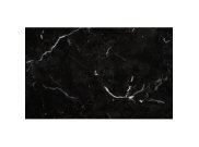 Ceramic wall tiles: Black elgin marble 248mm x 398mm