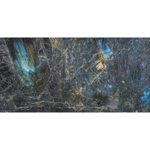 Porcelain wall and floor tiles: Electric blue 1200mm x 600mm