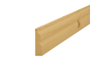 Architrave: Torus architrave trade pack 119mm x 20mm x 3.6mtr