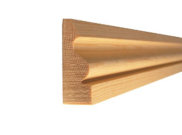 Architrave: Ogee architrave 46mm x 18mm x 2.1mtr