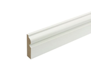 Architrave: Torus mdf architrave 57mm x 18mm x 2.4mtr
