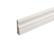 Architrave: Ogee mdf architrave 57mm x 18mm x 2.4mtr