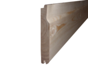 Timber cladding: Shiplap 145mm x 15mm x 2.4mtr