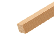 Planed timber: Planed timber 46mm x 46mm x 3mtr
