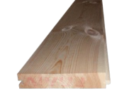 Planed timber: Tongue & groove 120mm x 16mm x 2.4mtr
