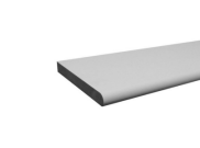 Skirting board: Mdf window board 219mm x 25mm x 2.4mtr