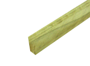 Tanalised timber: Tanalised e-green timber 47mm x 125mm x 3.6mtr