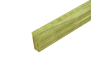 Tanalised Timber : Tanalised E Green Timber 47mm x 175mm x 3.6mtr