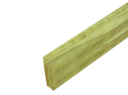 Tanalised timber: Tanalised e-green timber 47mm x 225mm x 4.8mtr