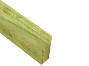 Tanalised Timber : Tanalised E Green Timber 75mm x 225mm x 6mtr