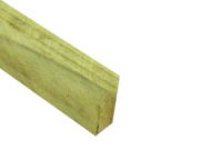 Tanalised timber: Tanalised e-green timber 75mm x 200mm x 4.8mtr