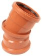 Underground drainage: 30° double adjustable