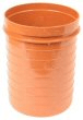 Underground drainage: Bottle gully raiser