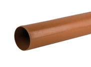 Underground drainage: Drainage pipe 3mtr length