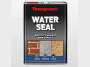 Waterproofing: Thompsons water seal 5ltr