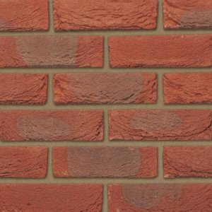 Bricks: grosvenor autumn flame 65mm facing brick