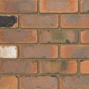 Cheshire Weathered 73mm Imperial Brick Pack376 Darlaston