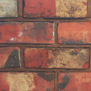 Imperial bricks: reclaimed red 73mm imperial brick