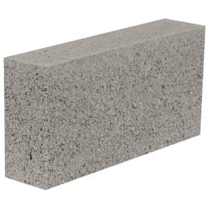 140mm Solid Concrete Block 140mm X 215mm X 440mm