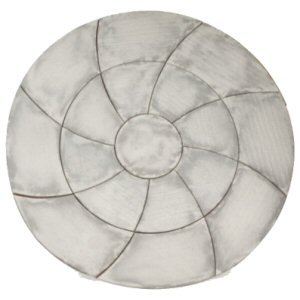 Circle paving packs: catherine wheel weathered slate paving pack
