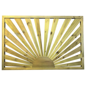 Decking components accessories kits: decking sun panel 1130mm x 760mm
