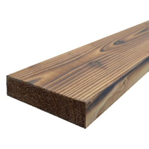 Brushwood Decking 3600m X 150mm X 50mm