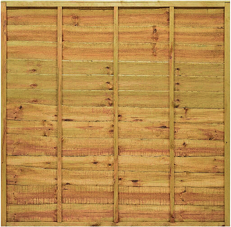 Fence panels trellis gates: heavy duty fence panel 1.8 x 1.2m (6ftx4ft)
