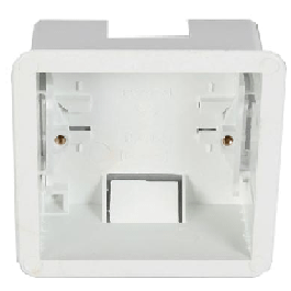 Electrical products: dry lining box 1 gang