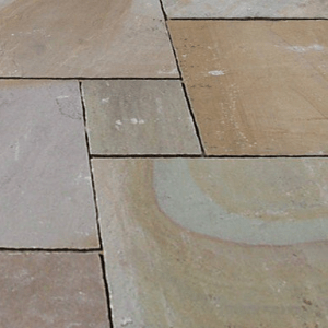 Fossil 10.2mtr2 Natural Stone Paving Kit