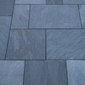 Mongolian Slate Sawn 7.70mtr2 Natural Stone Paving Kit