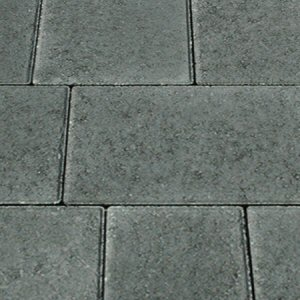 Smooth damson 8mtr2 tumbled cobble paver | Darlaston